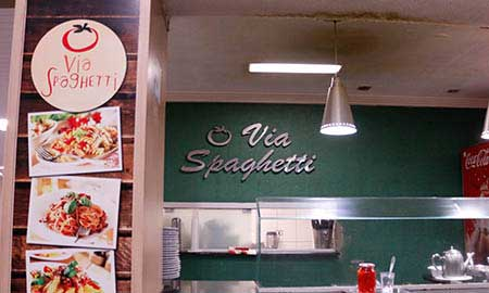 Via Spaghetti